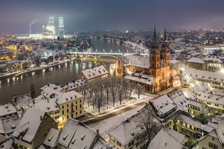 Best things to do in Basel - Ferries- copyright Basel