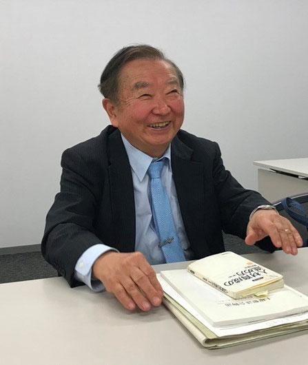 桐村晋次(元法政大学キャリアデザイン学部教授)