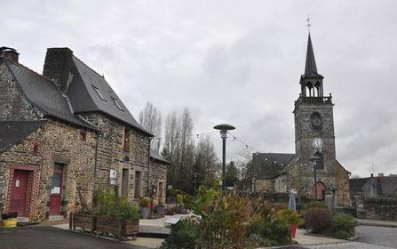 Saint Aubin du Pavail : au cœur de la nature