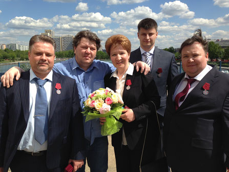 Михалыч / Я / Нинок / Александр Борисыч / Андрюха.