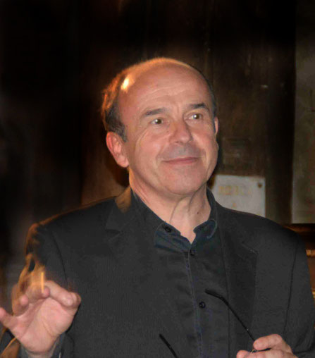 Bruno Boterf, chef de choeur.