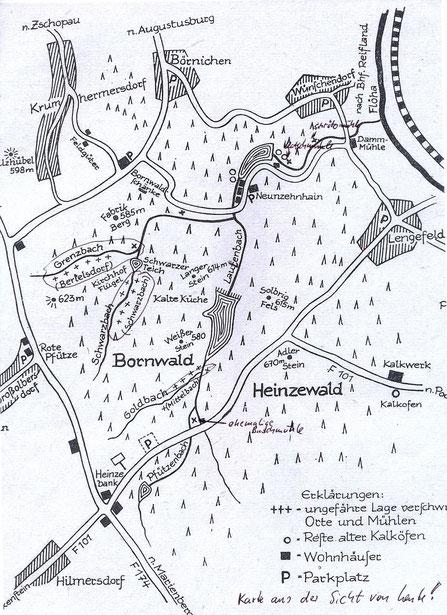 Bild: Teichler Wünschendorf Erzgebirge Bertelsdorf