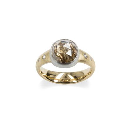 rose-cut-ring-diamant-goldschmiede-herzog
