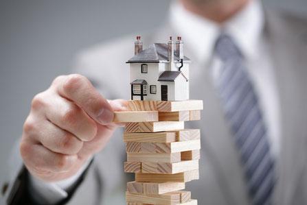 Wir wissen welche Bausteine für eine korrekte Immobilienverwaltung gezogen werden müssen!