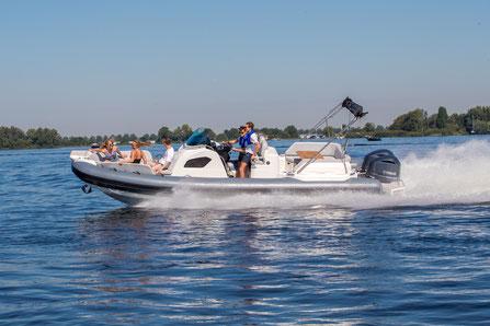 Zodiac Medline RIB - Medline 9 - Rubberboot Holland Aalsmeer