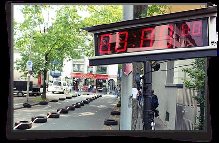 XXL Stoppuhr günstig mieten in Bonn/Köln/Bornheim