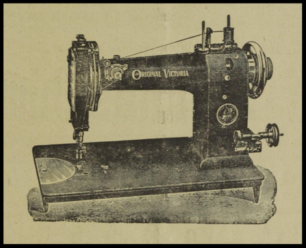 1909 Advert