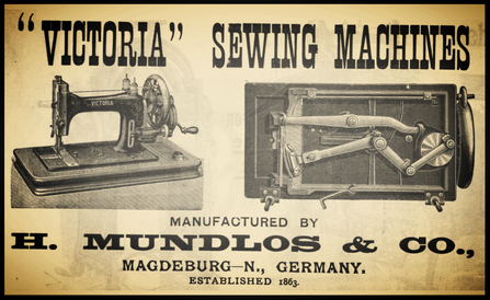 1900 Advertisement