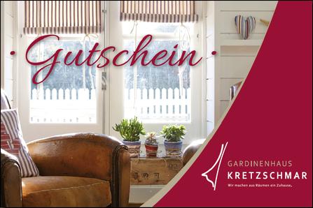 GARDINENHAUS KRETZSCHMAR | Logo, Web