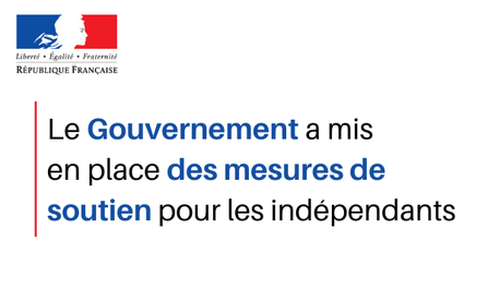covid-19 mesures de soutien pour les indépendants