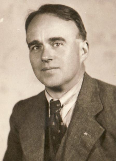 Erwin Bowien, ca. 1942