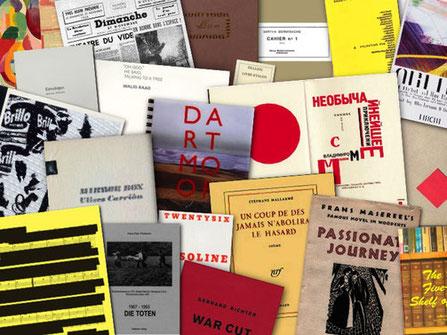 Seminars on Artists' Books / Seminare über Künstlerbücher von/by Maike Aden