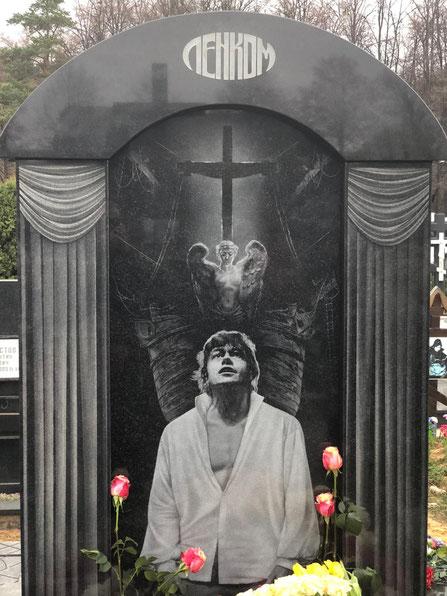 Памятник Николаю Петровичу Караченцову