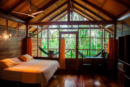 Sacha Lodge buchen bei Ecuadorline