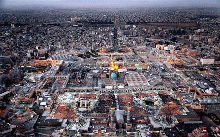 Mashhad heilige stad