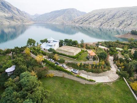 Keveshk eiland, toeristisch eiland, Iran, Khoezestand, Khouzestan,