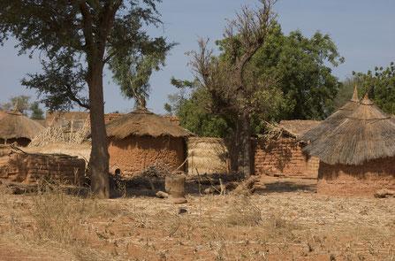 Ein Kernproblem Burkina Fasos ist seine strukturelle Armut