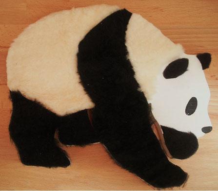 Streicheltier Panda