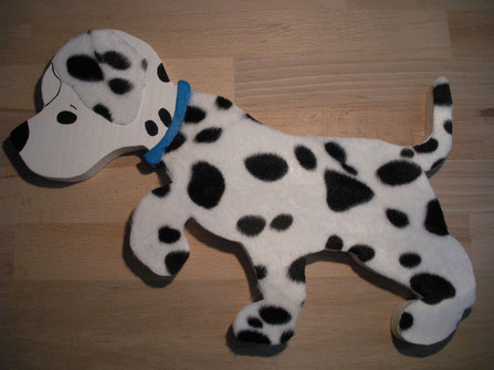 Streicheltier Dalmatiner