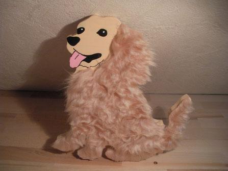 Streicheltier Hund