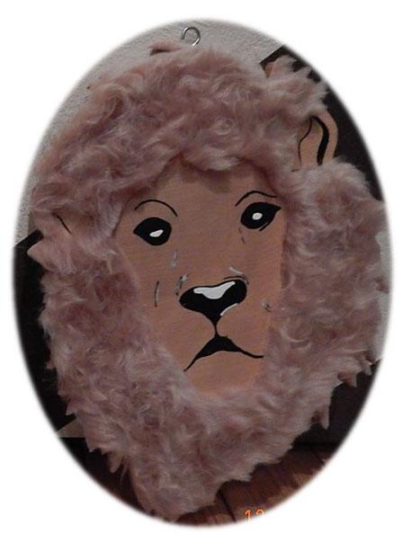 Streicheltier Löwe