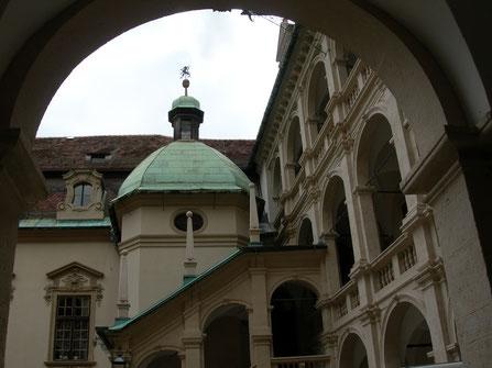 州庁舎 グラーツ