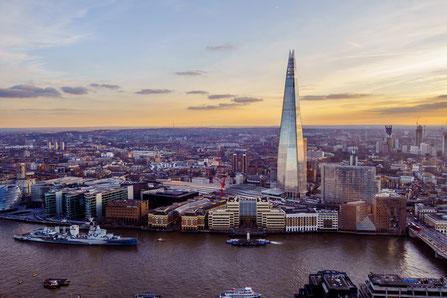 Blick über London - (c)travellicious.de
