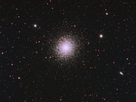 Gran Cúmulo de Hércules (M13)