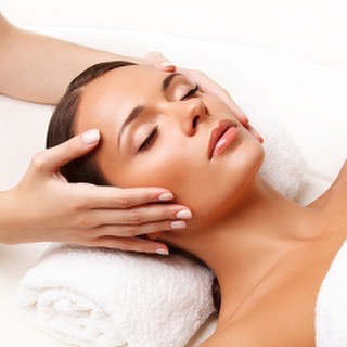 Feuchtigkeits-Gesichtsbehandlung just relax X
