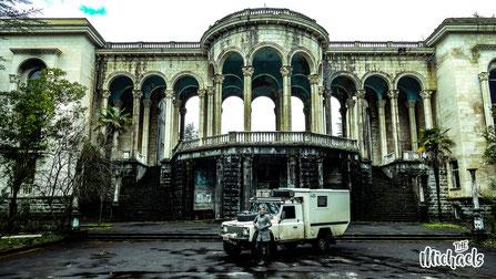 The Michaels, Lost Places, Hidden Places Georgien, ehemalige Sowjetunion, Kutaisi