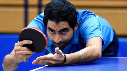 TTV-Neuzugang Ara Karakulak gewann ein Einzel gegen Köln