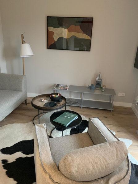 Nordisches Ambiente, mit Möbeln und Accessoires von u.a. Muuto