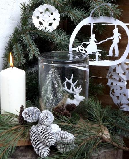 weihnachtsdeko diy,schneeflocken diy,fensterdeko weihnachten,winter basteln kinder, winterdeko,winterdekoration,basteln mit papier weihnachten