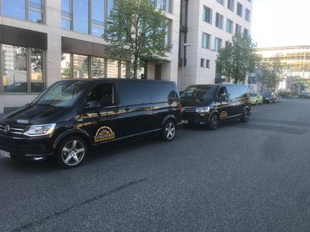 Extratouren VW T6 Hochzeit