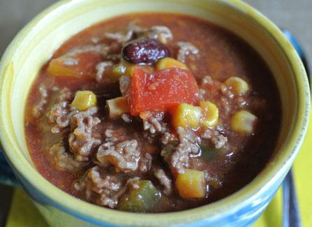 Chili con carne - einfach und lecker