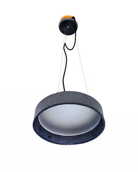 BUCKET Beton Design fattoAmano Beton Lampe modern minimalistisch