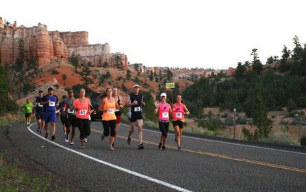 Bryce Canyon Half Marathon