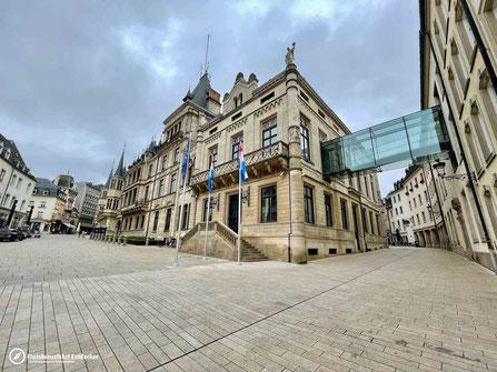 Luxemburg Europa-Stadt