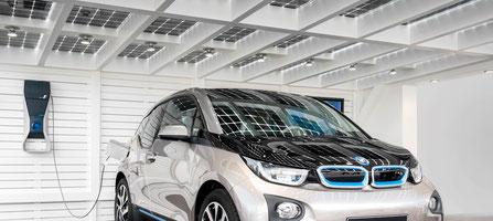 Solarcarport Premium Solarterrassen & Carportwerk GmbH