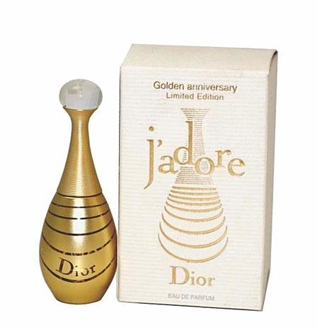 J'ADORE - GOLDEN ANNIVERSARY, EDITION LIMITEE EAU DE PARFUM 5 ML