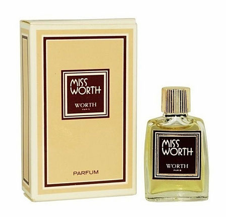 MISS WORTH - PARFUM