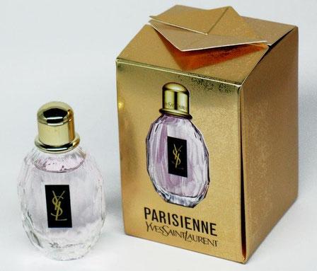 NOËL 2013 - PARISIENNE - EAU DE PARFUM 7,5 ML, PRESENTEE DANS BOÎTE DOREE