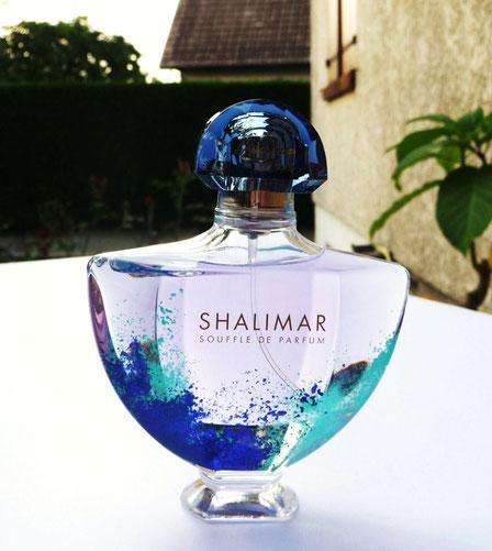 2016 - SHALIMAR SOUFFLE DE PARFUM - SERIE LIMITEE EAU DE PARFUM 50 ML : LE FLACON SEUL