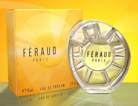 LOUIS FERAUD : MINIATURE CONTEMPORAINE FERAUD, EAU DE PARFUM 5 ML