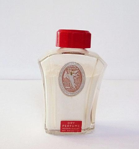 FLEURS D'AMOUR - DRY PERFUME ROGER & GALLET - SOUS FORME DE POUDRE PARFUMEE