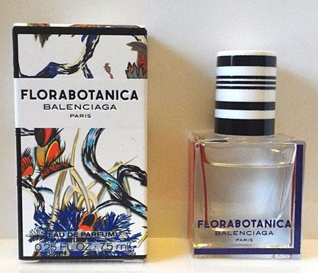FLORABOTANICA - EAU DE PARFUM 7,5 ML : MINIATURE IDENTIQUE A LA PHOTO CI-DESSUS