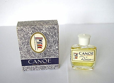 DANA - CANOE MINIATURE IDENTIQUE A LA PHOTO PRECEDENTE