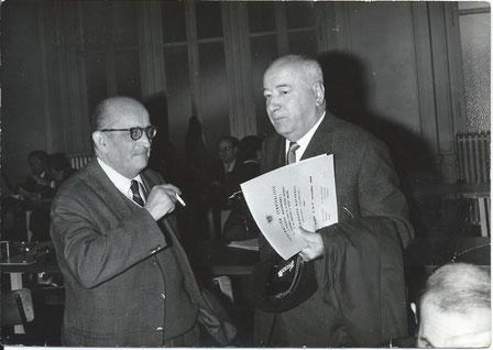 Force ouvrière, 1969,  le document concerne le congrés national/ section ouvriers d'état