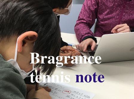 テニスノート tennis note テニス ノート