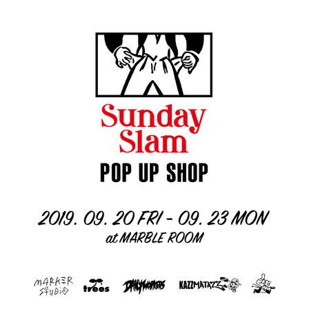Sunday Slam, Marble Room, okayama